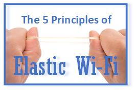 5 Principes of Elastic Wi-Fi