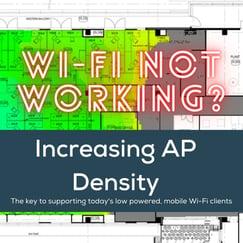 Increasing AP Density
