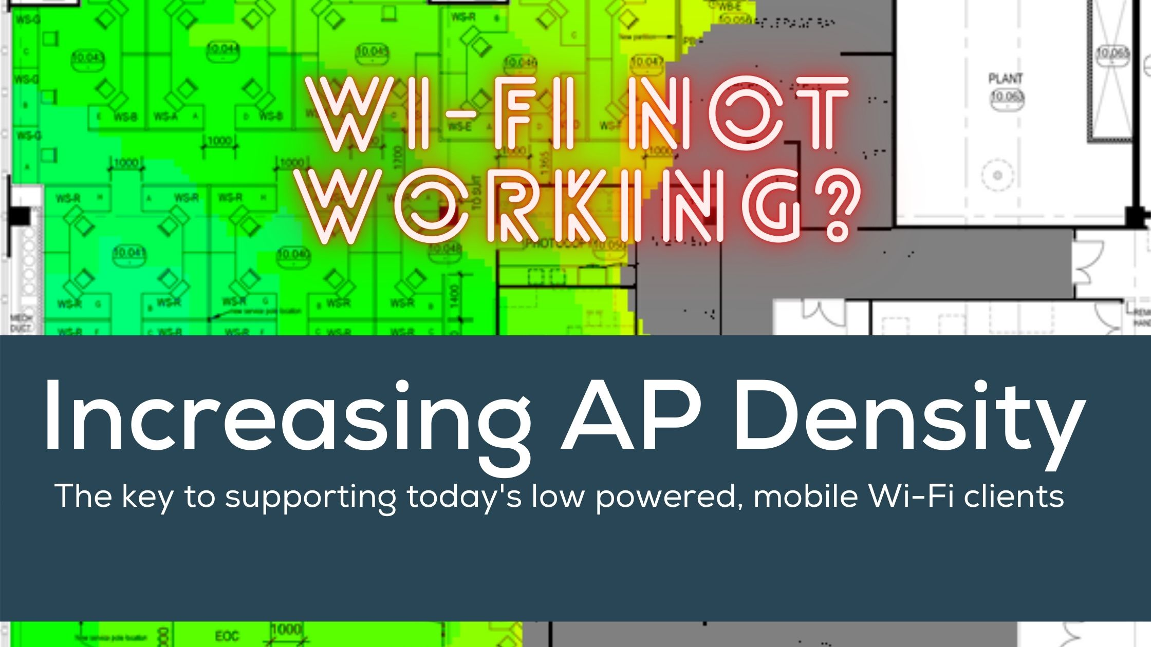 Increasing AP Density