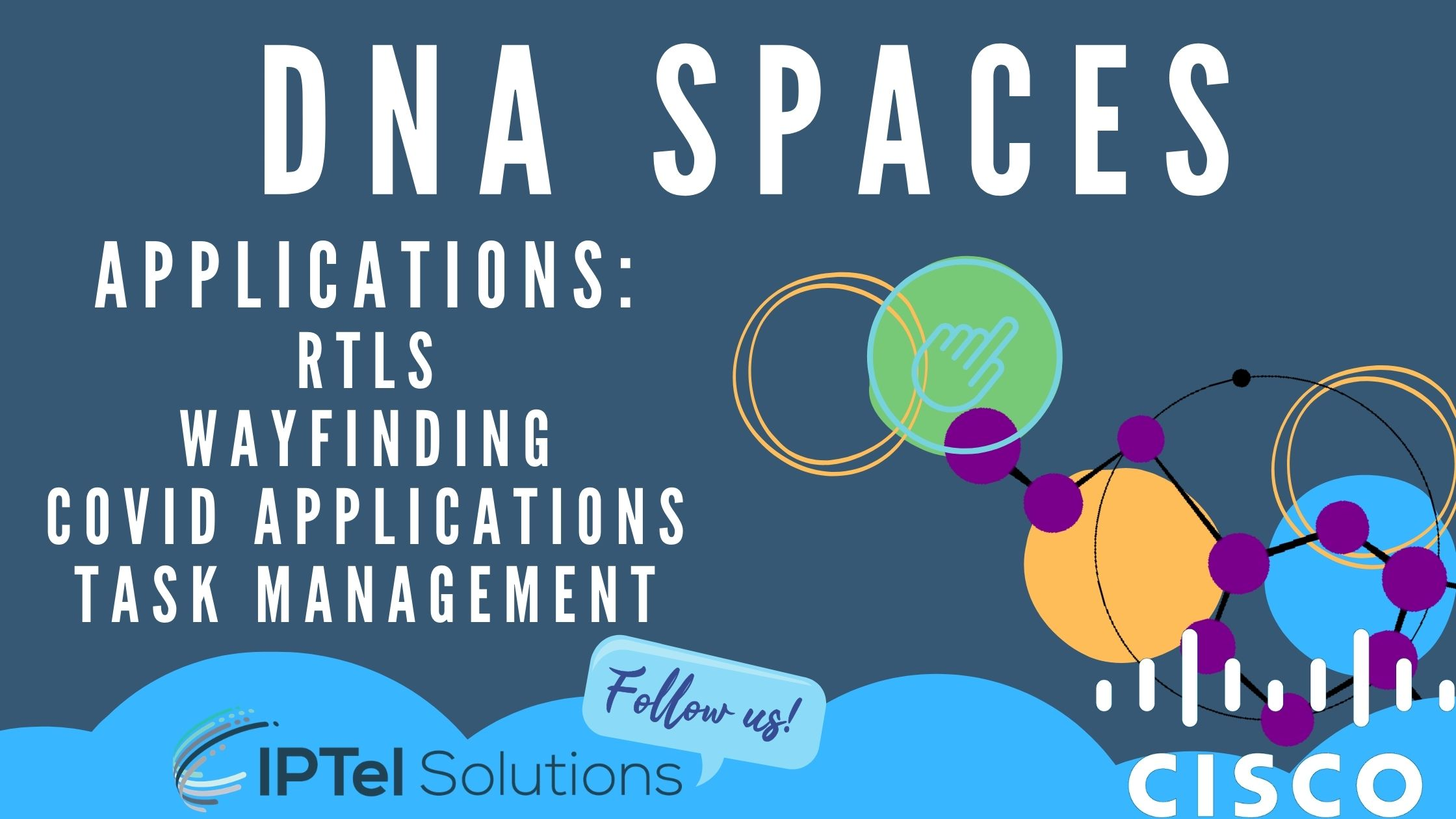 DNA Spaces Applications