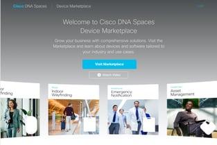 DNA Spaces Market Place