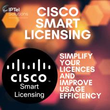 Cisco Smart Licensing (Instagram)