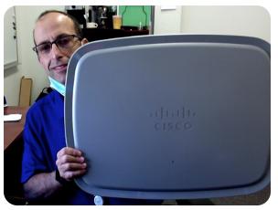 Cisco 9104 Stadium Antenna