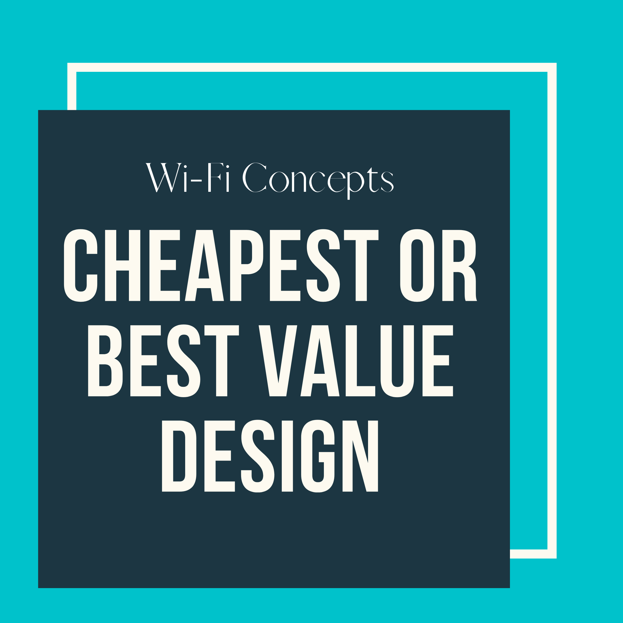 Wi-Fi Concepts - Feature Image