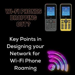 Wi-Fi Phone Roaming