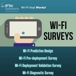 Wi-Fi Surveys (Instagram)