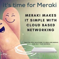 Its Time for Meraki 1