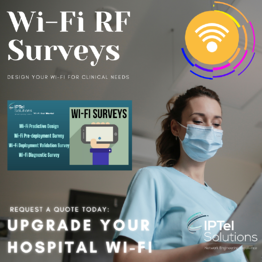 Clinical - Hospital Wi-Fi Surveys