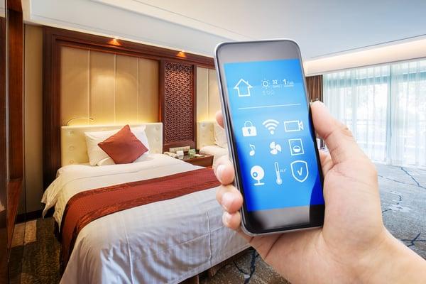 Hotel Room Wi-Fi