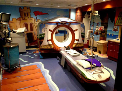 Patient Friendly CT Scanner