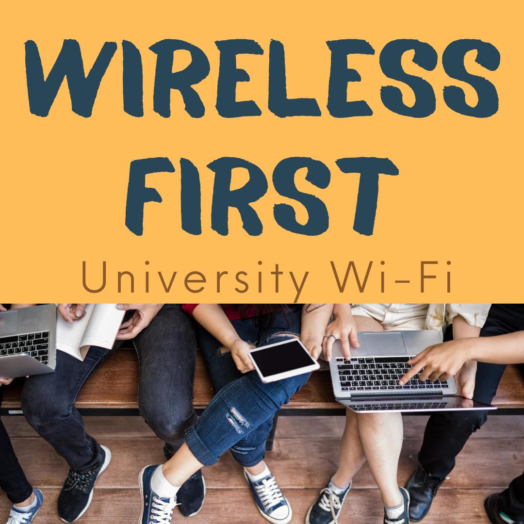 Warehouse Wi-Fi